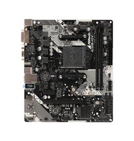 Asrock MB  A320M-HDV AM4 / DVI / HDMI / mATX (refurbished)