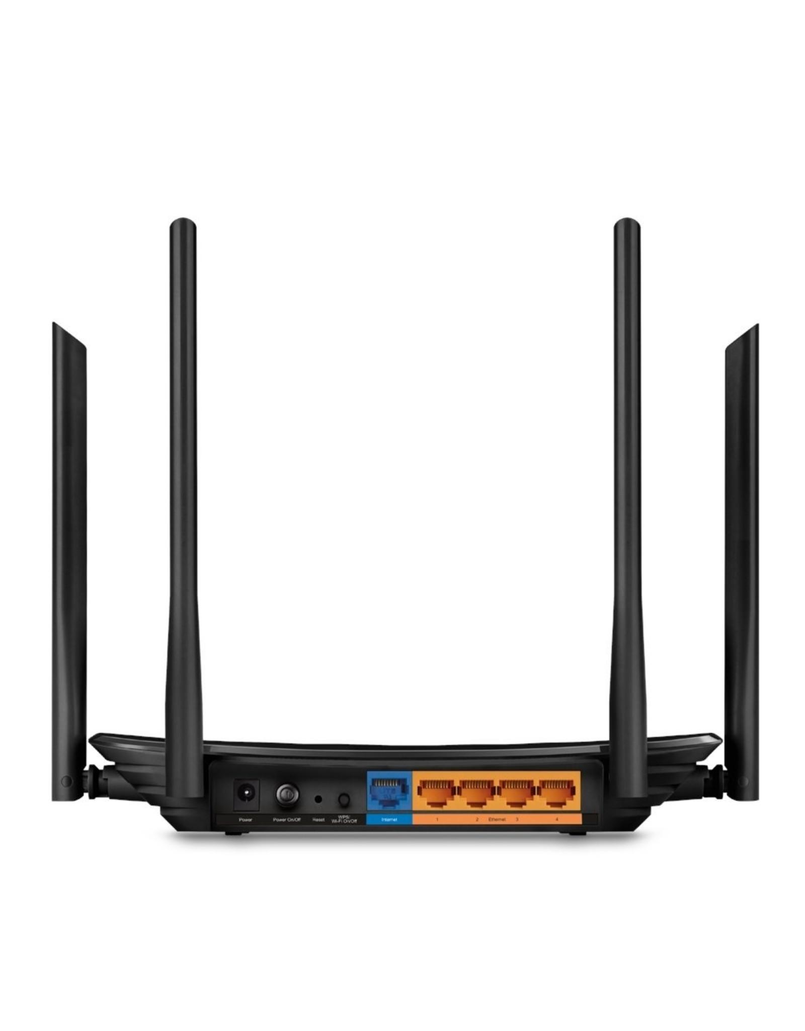 TP-Link Archer C6 AC1200 Wireless DualBand Gigabit Router