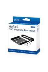 """Ewent 2,5"""" to 3,5"""" SSD/HDD kit with screws and 50cm SATA III"""