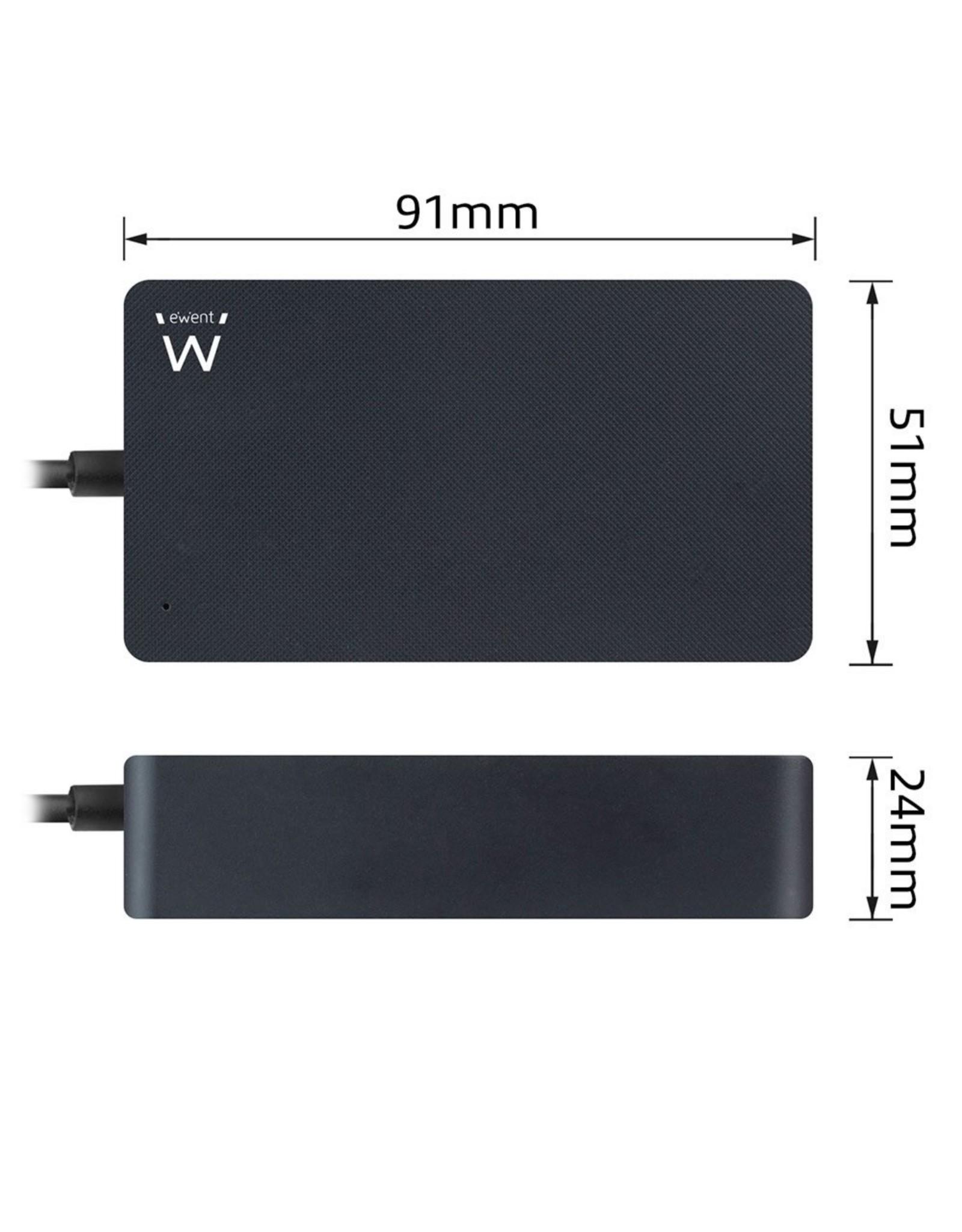 Ewent Ultra-compacte laptoplader 45W (laptops till 15.6inch)