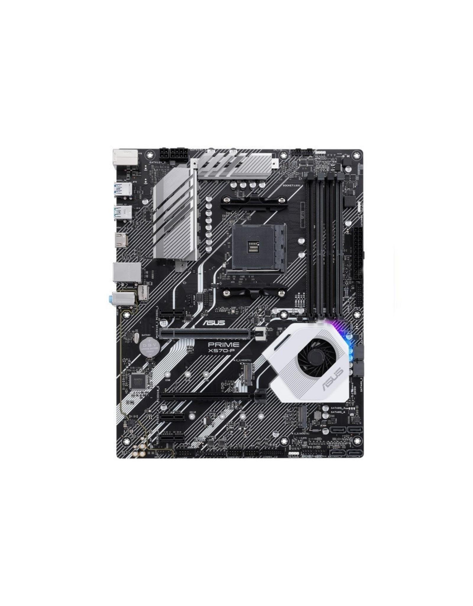 Asus MB ASUS Prime X570-P Socket AM4 ATX AMD X570