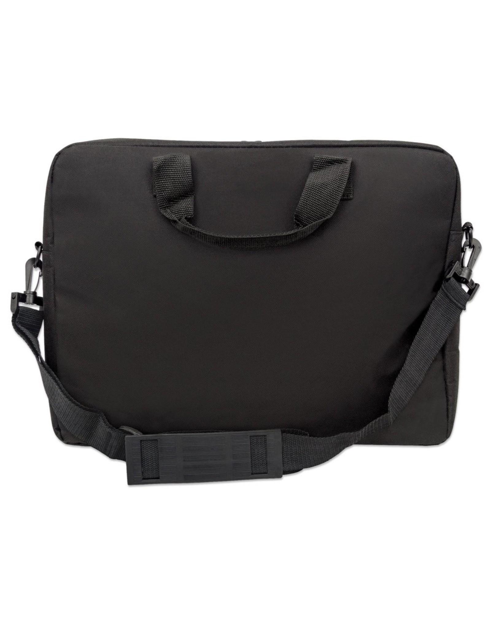 """OEM Manhattan London Notebook Bag 15.6"""" Zwart"""
