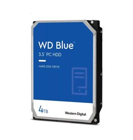 """Western Digital Blue 3.5"""" 4000 GB SATA"""
