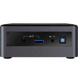 Intel NUC 10 Performance UCFF Zwart BGA 1528 i3-10110U 2,1 GHz