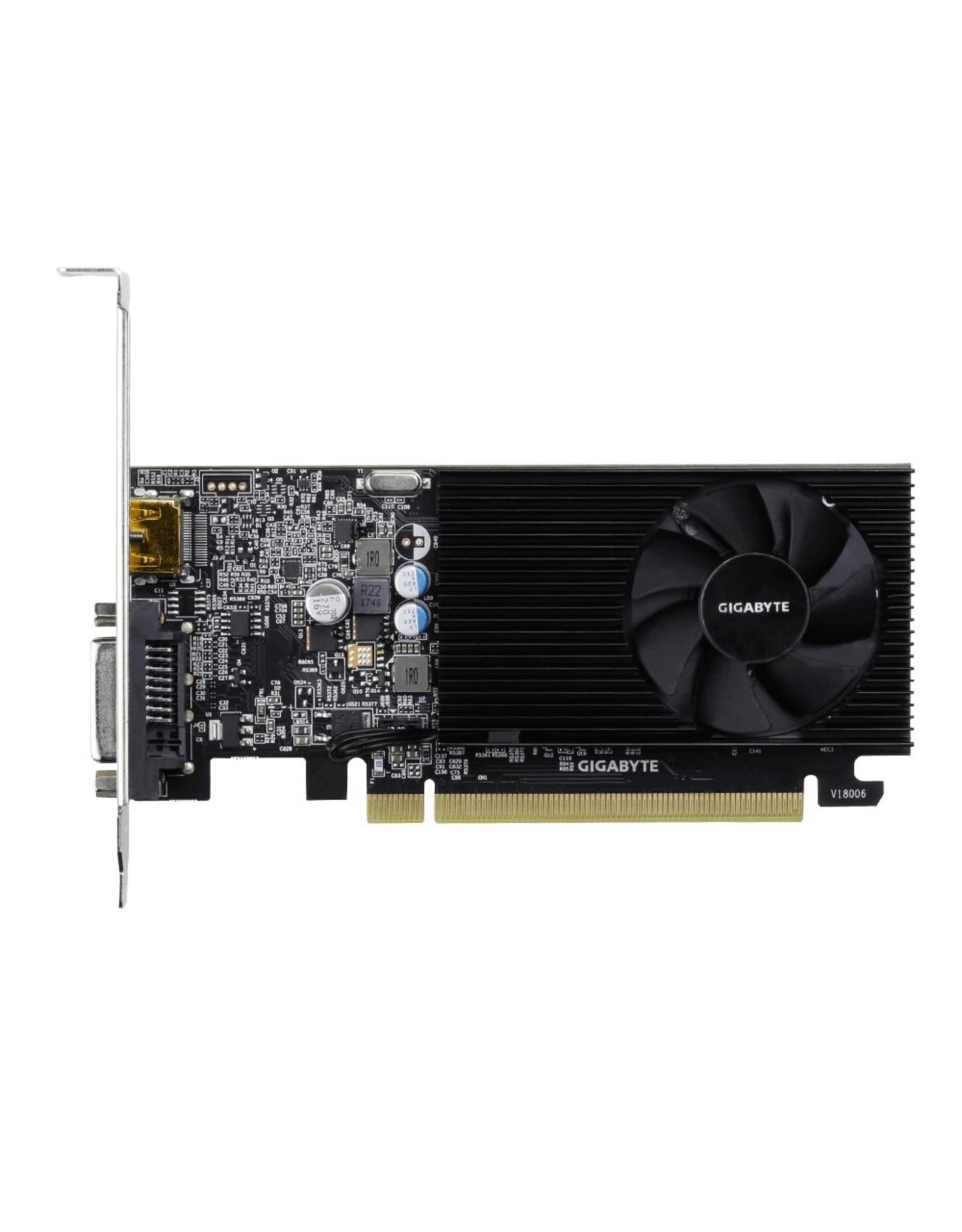 Gigabyte VGA  GV-N1030D4-2GL NVIDIA GeForce GT1030 2 GB GDDR4