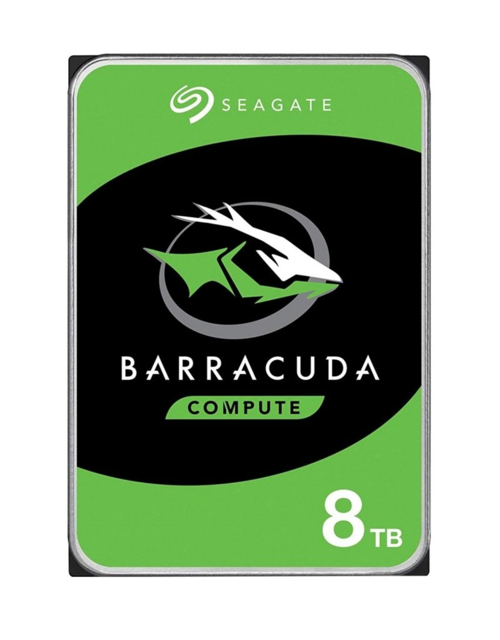 Seagate HDD  Barracuda 8TB - 3.5inch - 5400RPM