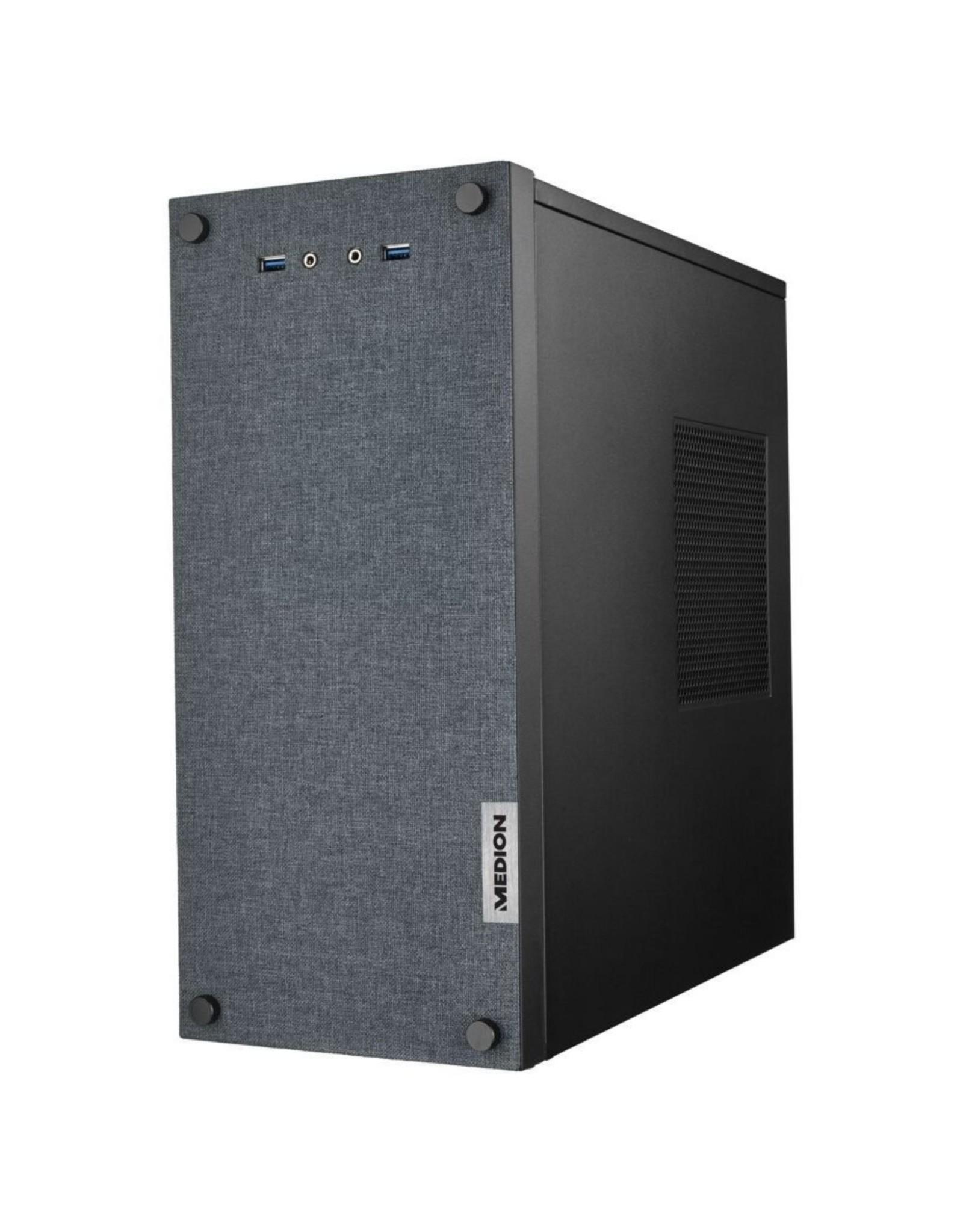 Medion Akoya Desk. AMD Ryzen 5 3400G 8GB  / 512GB SSD /W10
