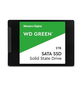 """Western Digital WD Green 2.5"""" 2000 GB SATA III SLC"""