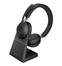 OEM Jabra Evolve2 65, MS Stereo Headset Hoofdband USB Type-A Bluetooth Zwart