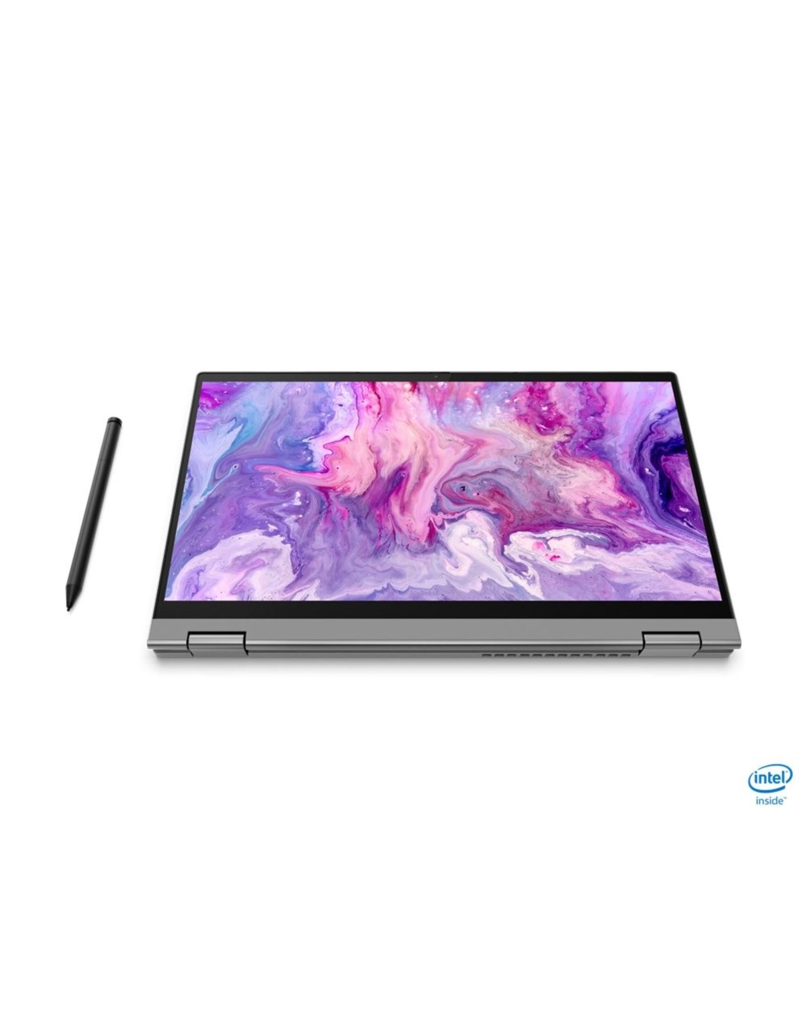 Lenovo Flex 5 14.0 F-HD TOUCH I5 1135G7 / 8GB / 256GB / W10