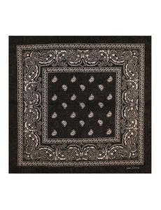 Goudhaartje Bandana patroon zwart wit