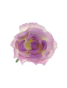 Goudhaartje Haarbloem roos L kleur crème met roze