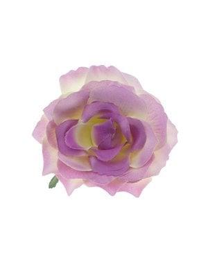 Goudhaartje Haarbloem roos L kleur crème met oud roze
