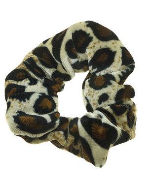 Scrunchie panterprint