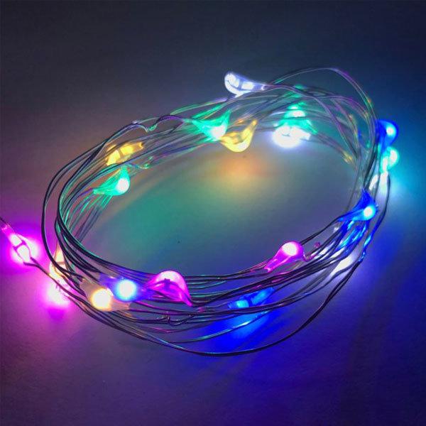 Ibiza hairlights multi