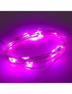 Goudhaartje Ibiza hairlights roze