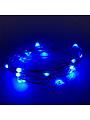 Goudhaartje Ibiza hairlights blauw
