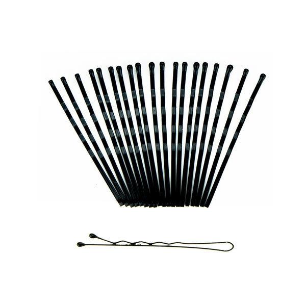 Goudhaartje Haarschuifjes set van 20 stuks kleur zwart