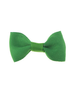 Groen haarstrikje klein