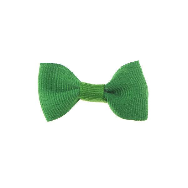 Goudhaartje Groen haarstrikje klein