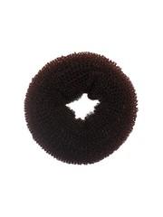 Goudhaartje Haardonut rond in de kleur bruin per stuk