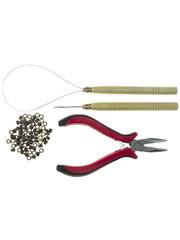Goudhaartje Hair extensions tools 4 delig