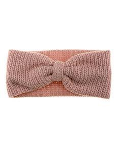Me Lady Haarband gebreid Me Lady roze