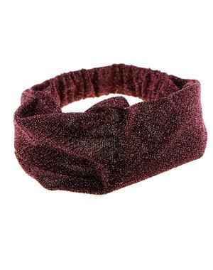 Haarband Juleeze glitter roze