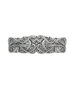 Patent speld zilverkleurig keltisch