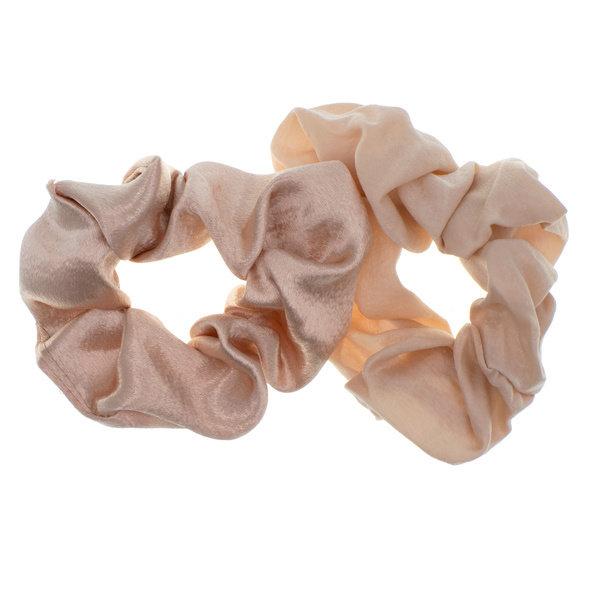Goudhaartje Scrunchie rozetinten 2 stuks