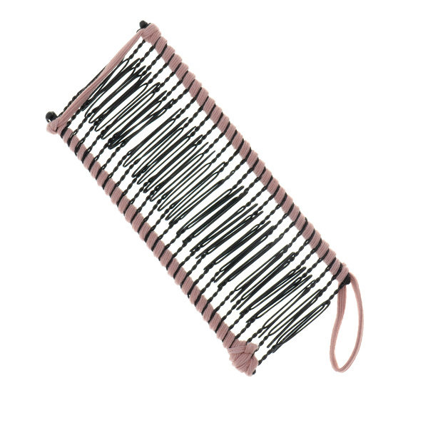 Goudhaartje EZ comb basic roze groot