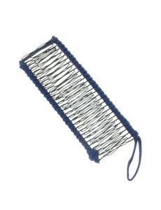 Goudhaartje EZ comb basic blauw groot