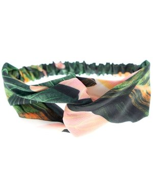 Goudhaartje Haarband jungle elastisch