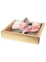 Goudhaartje Gift set haarclips 10 stuks roze