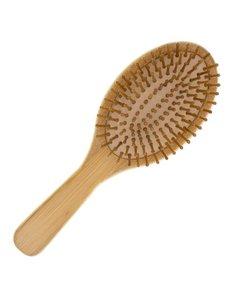Goudhaartje Haarborstel helemaal hout