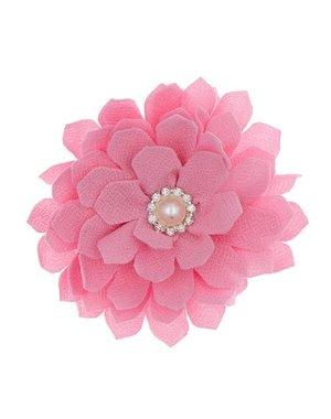 Goudhaartje Haarbloem parel roze