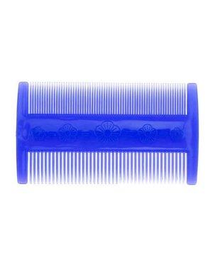 Goudhaartje Luizenkam kunststof kleur blauw