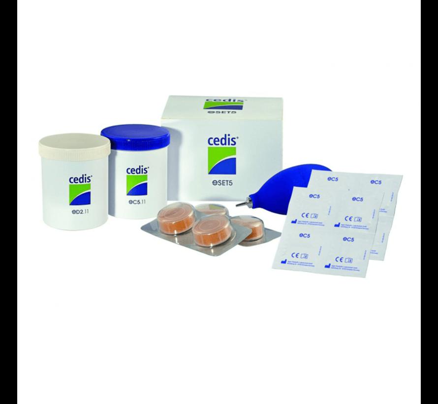 CEDIS ESET 5 Reinigungsset für Ohrpasstücke
