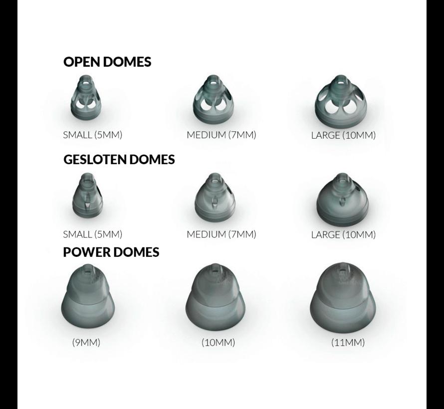 Unitron domes