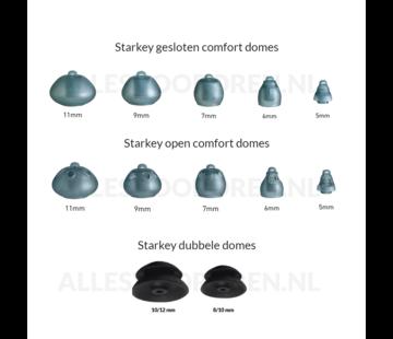 Starkey Starkey RIC Comfort domes