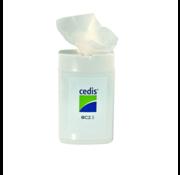 Cedis CEDIS EC2.5 reinigingsdoekjes  25 stuks in dispenser