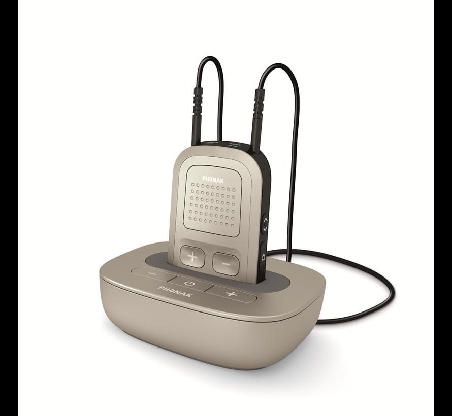 Phonak TV Link Bundel II ComPilot + TV link Basisstation