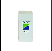 Cedis CEDIS eC2.3 reinigingsdoekjes 25 sachets
