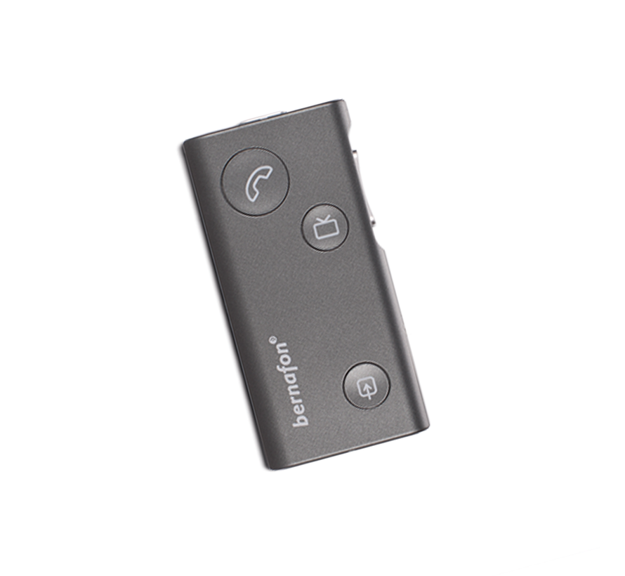 Bernafon Soundgate 3 afstandsbediening en audiostreamer