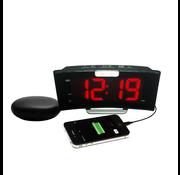 Geemarc Wake 'n Shake Curve Vibrator für Hörgeschädigte