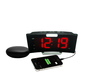 Wake 'n Shake Curve Vibrator für Hörgeschädigte