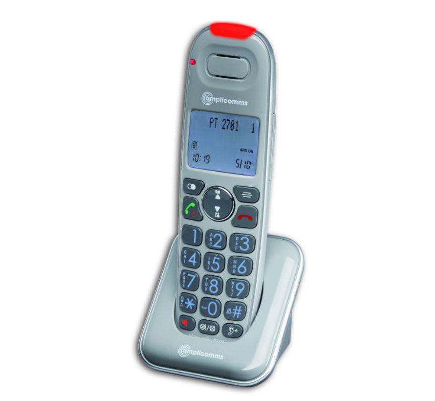 Powertel 2701 Dect telefoon losse handset incl. lader.