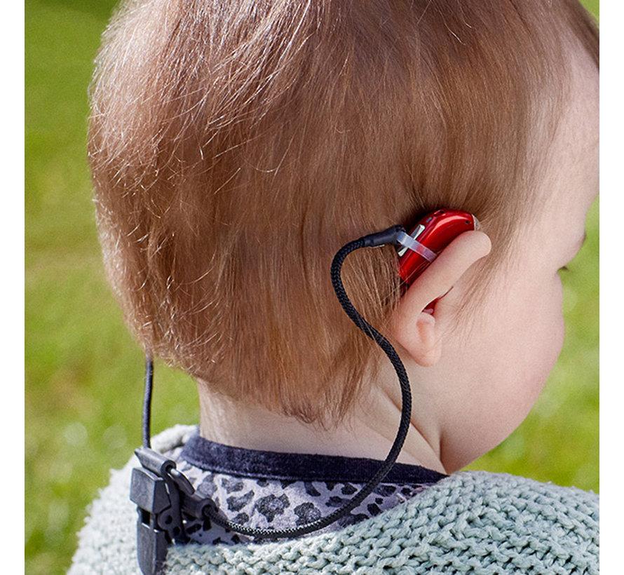 Oticon Safeline Hoortoestel beveiligings clip