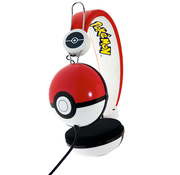 AllesVoorOren Pokemon Teen Pokeball kinder koptelefoon