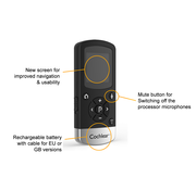 Cochlear BAHA Remote 2